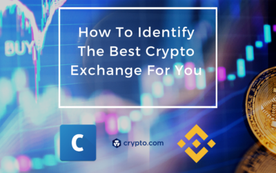Binance Vs Coinbase Pro Vs Crypto.com: Which One is The One for You?