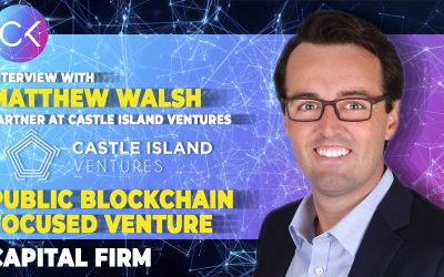 Venture Capital Firm Focused Exclusively on Public Blockchains