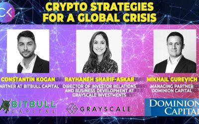 Crypto Strategies for a Global Crisis