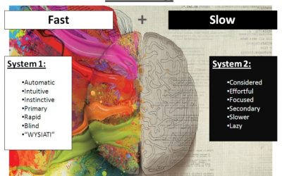 Thinking, Fast and Slow (2011) by Daniel Kahneman