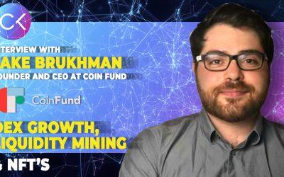 DEX Growth, Liquidity Mining & NFT's