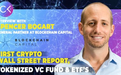 First Crypto Wall Street Report, Tokenized VC Fund & ETF's
