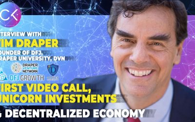 First Video Call, Unicorn investments & Decentralized Economy