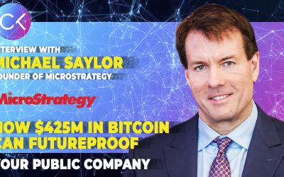 $425M in Bitcoin can Future-proof Your Public Company