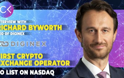 First Crypto Exchange Operator to List on NASDAQ