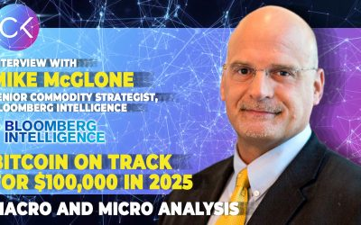 Bitcoin on track for $100,000 in 2025