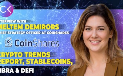 Crypto Trends Report, Stablecoins, Libra, DeFi