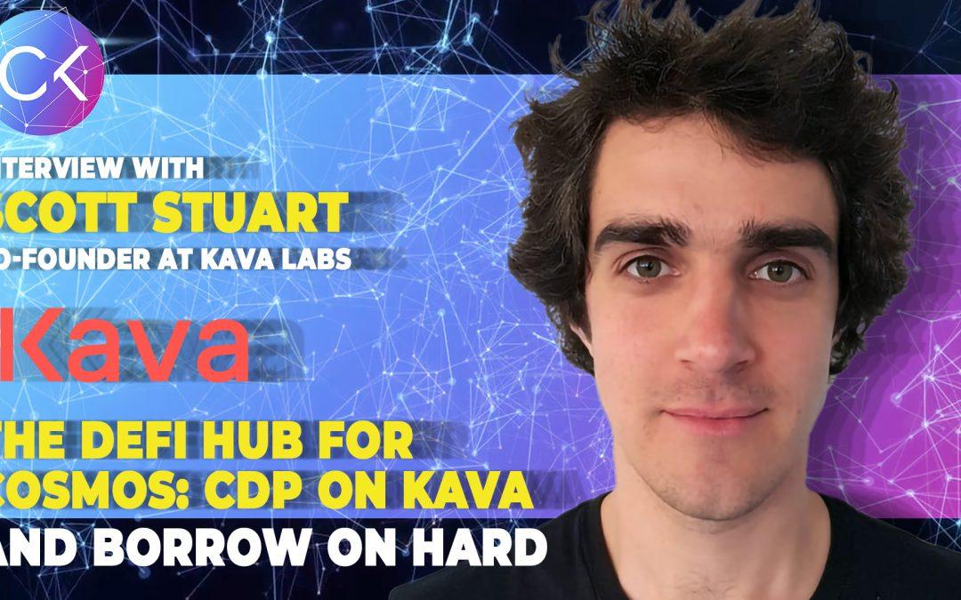 The DeFi Hub for Cosmos: CDP on Kava and borrow on Hard