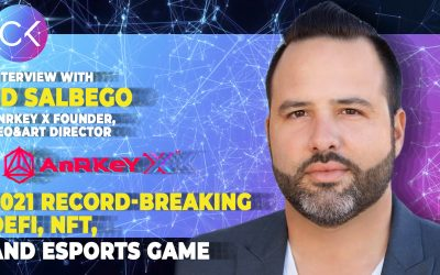2021 Record-Breaking DeFi, NFT and E-Sports Game