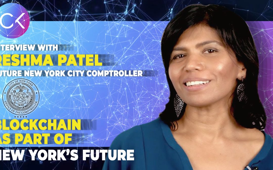 Blockchain as Part of New York's Future
