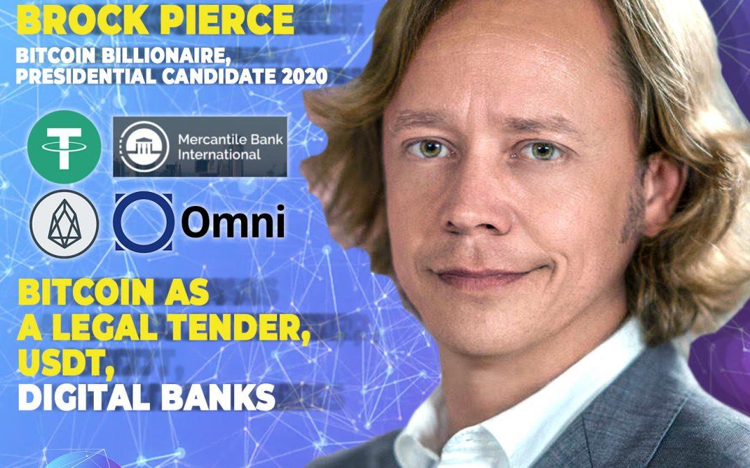Bitcoin as a Legal Tender, USDT, and Digital Banks